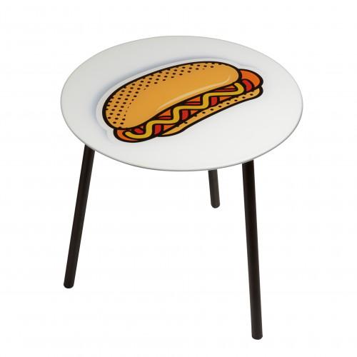 Coffee Table Poppy   Hotdog