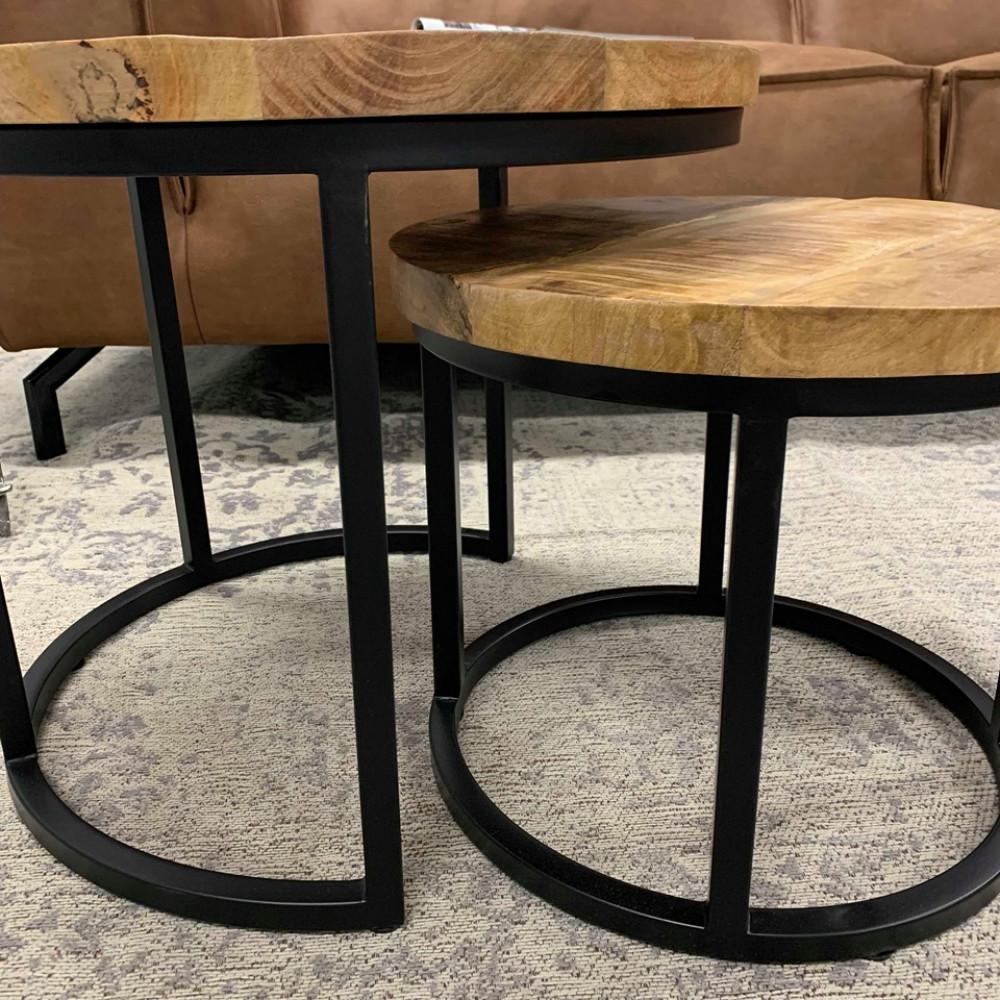 Side Table Girona Set of 2