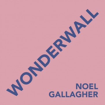 Wanddekoration   Wonderwall - Oasis