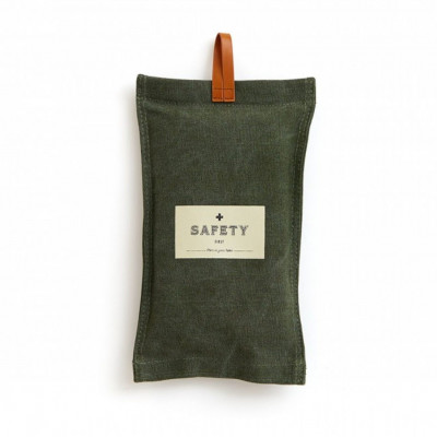 Fire Blanket Asado | Green