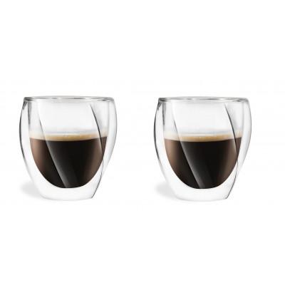 2-er Set Doppelwandgläser  250 ml | Cristallo