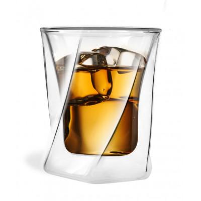 Whisky-Doppelwandglas 300 ml | Cristallo