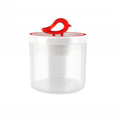 Aufbewahrungsbehälter | Rot
