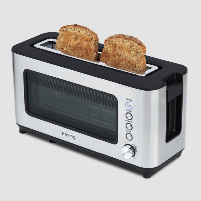 Toaster Transparent Vision