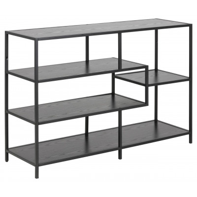 Bookcase Stanley Large | Black