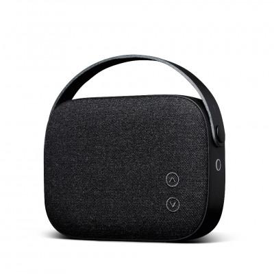 Tragbarer Bluetooth-Lautsprecher Helsinki | Schwarz