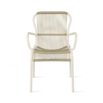 Outdoor Dining Chair Rope Loop | Beige
