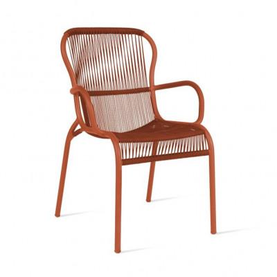 Outdoor Dining Chair Rope Loop | Terracotta