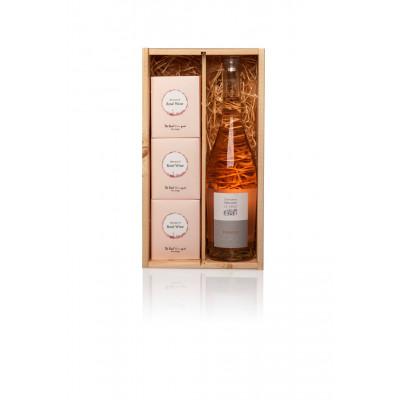 Luxus-Weinkiste Best of Rosé + Gratisgeschenk