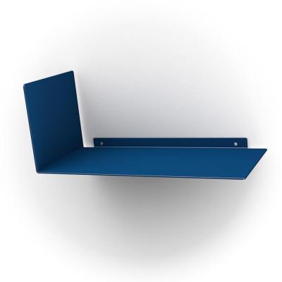 Virgola Bücherregal | Blau