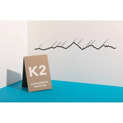 Wanddekoration K2