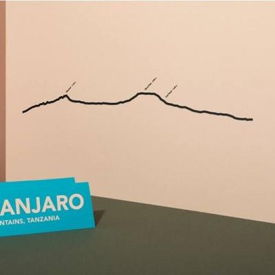 Wanddekoration | Kilimanjaro