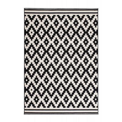 Rug Stella | Black & White