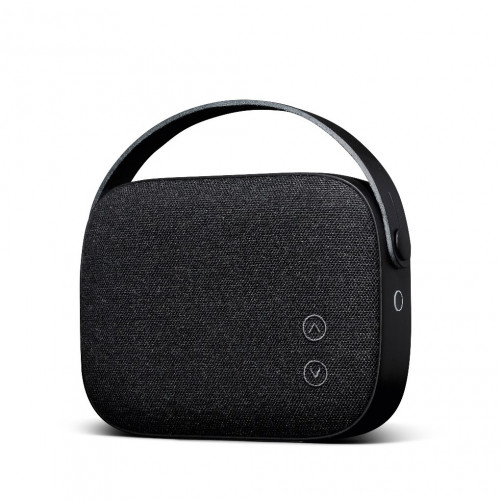 Tragbarer Bluetooth-Lautsprecher Helsinki   Schwarz