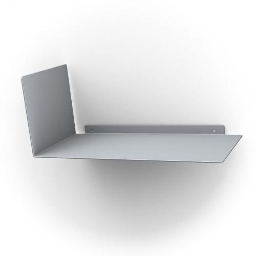 Virgola Book Shelf | Silver