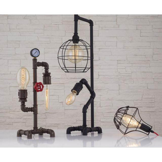 Table Lamp Metal #6