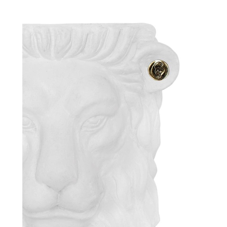 Pot Indoor Kleiner Löwe | Weiß