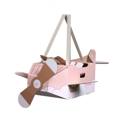 Mister Tody's Plane | Pink