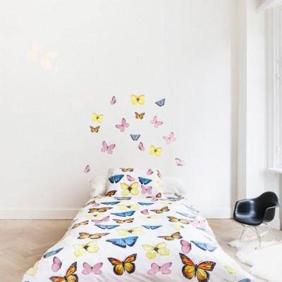 Wall Sticker | Mix Butterfly