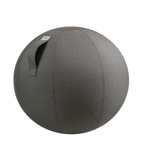 VLUV AQVA-Sitzball | Dunkler Rauch