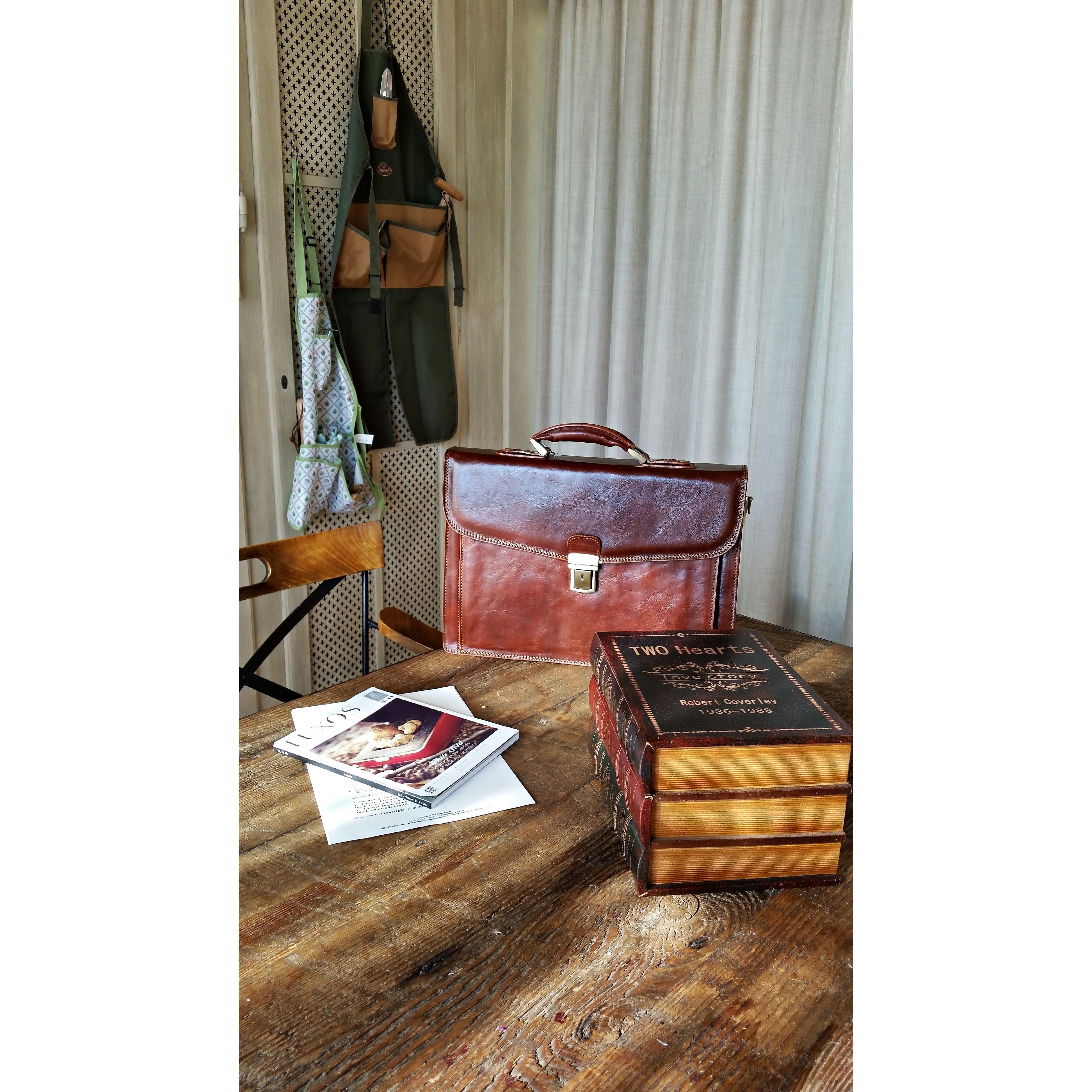 Leather Bag | Pienza