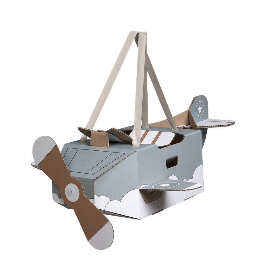 Mister Tody's Plane   Green