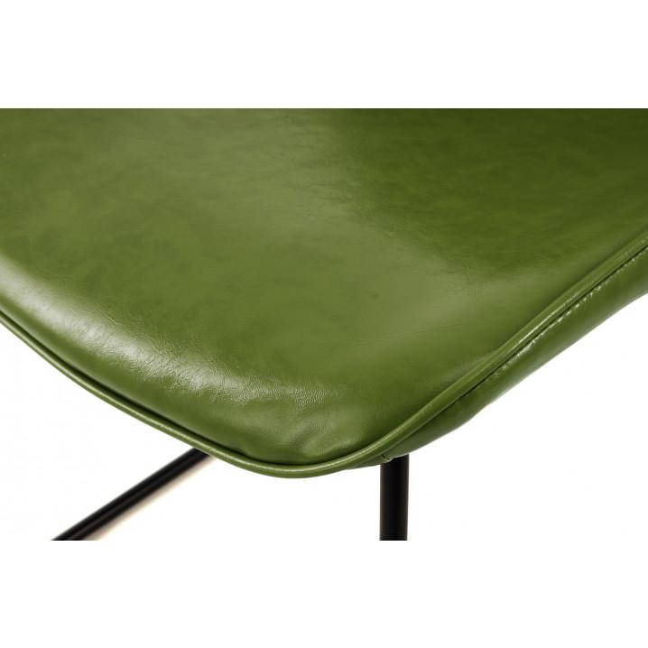Chaise Doris Set de 2   Vert
