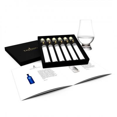 Wodka Tasting Collection 16 Glasröhrchen in Geschenkbox 6.1