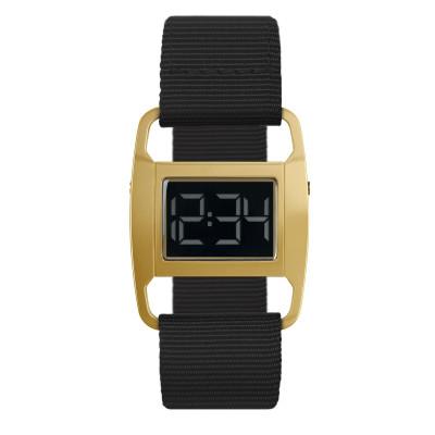 Uhr PXR5 | Gold/Schwarz