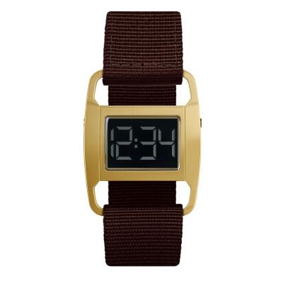 Uhr PXR5 | Gold/Braun