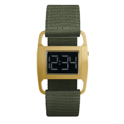 Uhr PXR5 | Gold/Olive