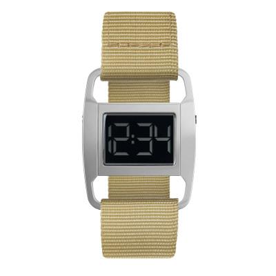 Uhr PXR5 | Silber/Gelb