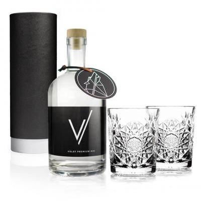V/OLEF Premium Gin Gift Tube