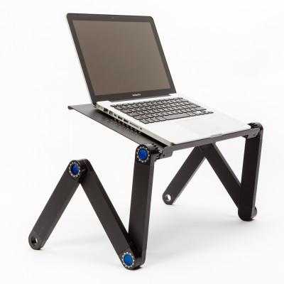 Flexibler Laptop-Ständer Technosmart | Schwarz