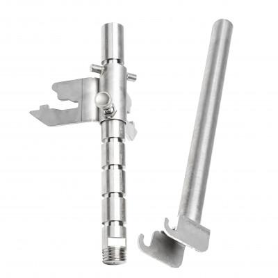 Verbindungsstück mit Handgriff für Grillplatte für FiQ-Grill