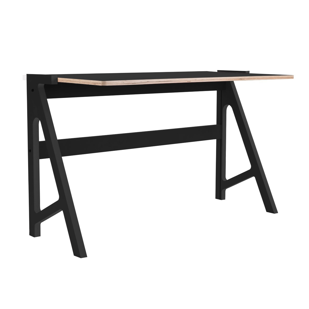Schreibtisch Volt | Schwarz