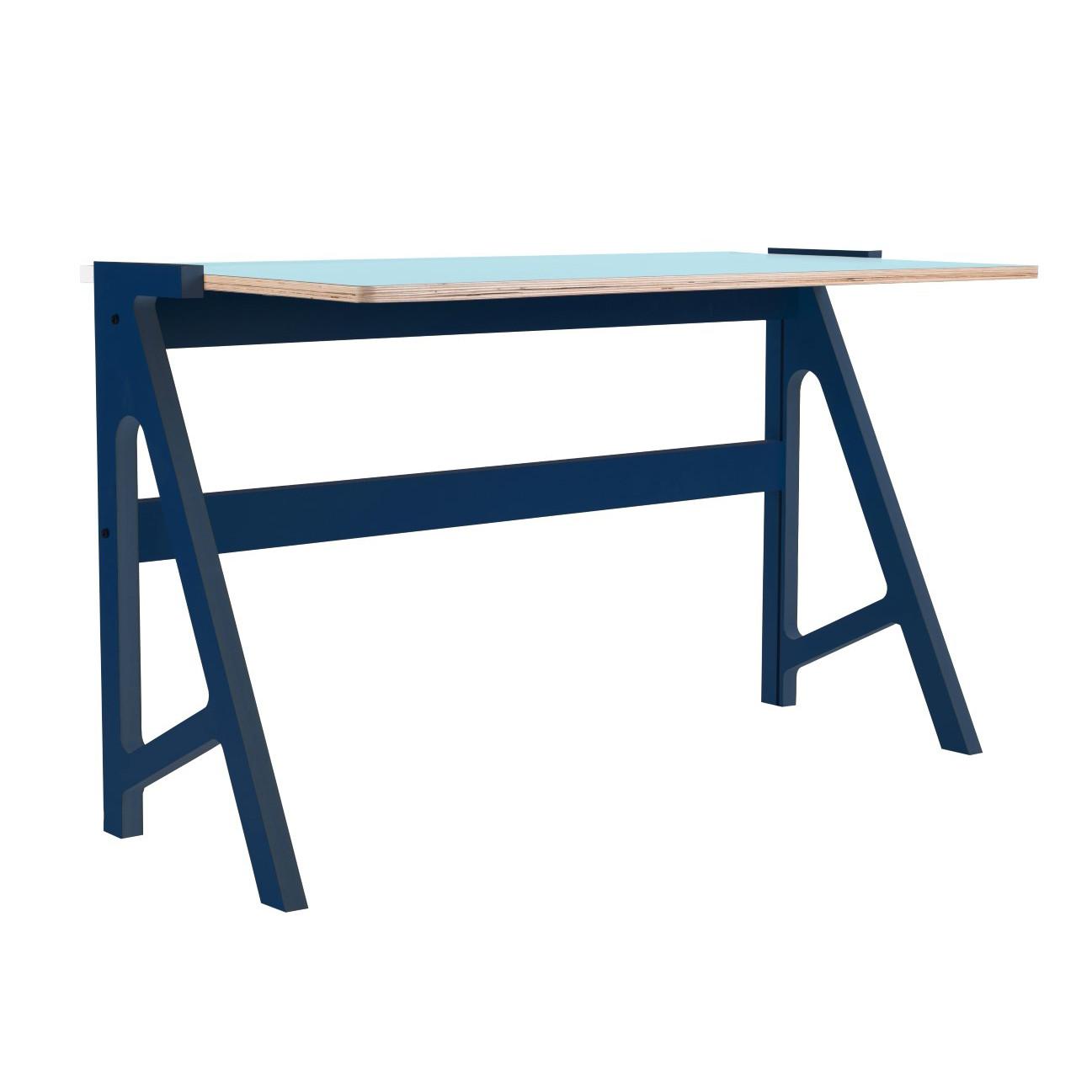 Schreibtisch Volt   Blau