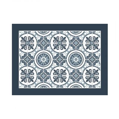 4er-Set Tischmatten Mosaik | Ortigia Vinyl