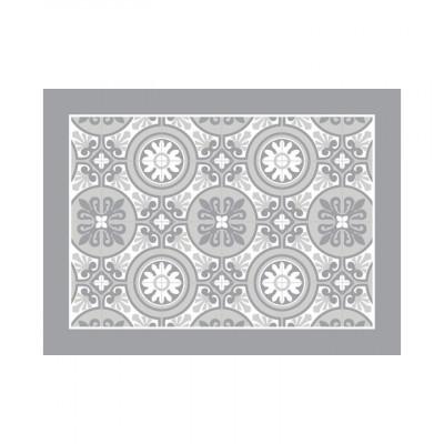 4er-Set Tischmatten Mosaik | Sizilien Vinyl
