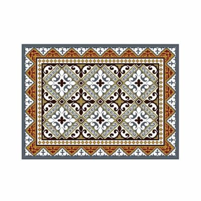 4er-Set Tischmatten Mosaik | Verona Vinyl