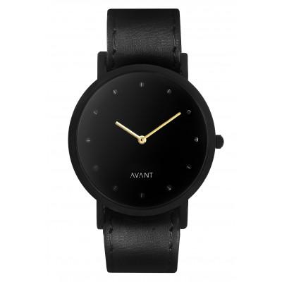 Avant Pure Watch   Black