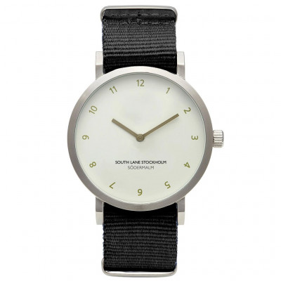 Södermalm Medis Watch | Black