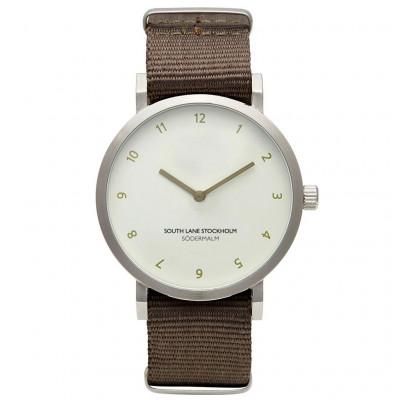 Södermalm Medis Uhr | Khaki