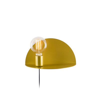 Wandlampe Shelfie | Gold