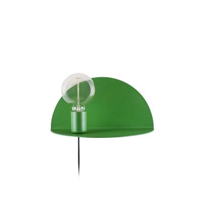 Wall Lamp Shelfie | Green