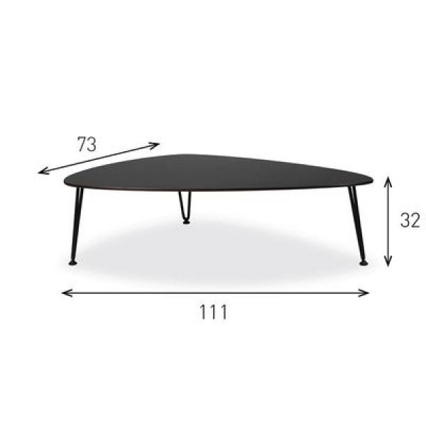 Side Table Rozy Medium