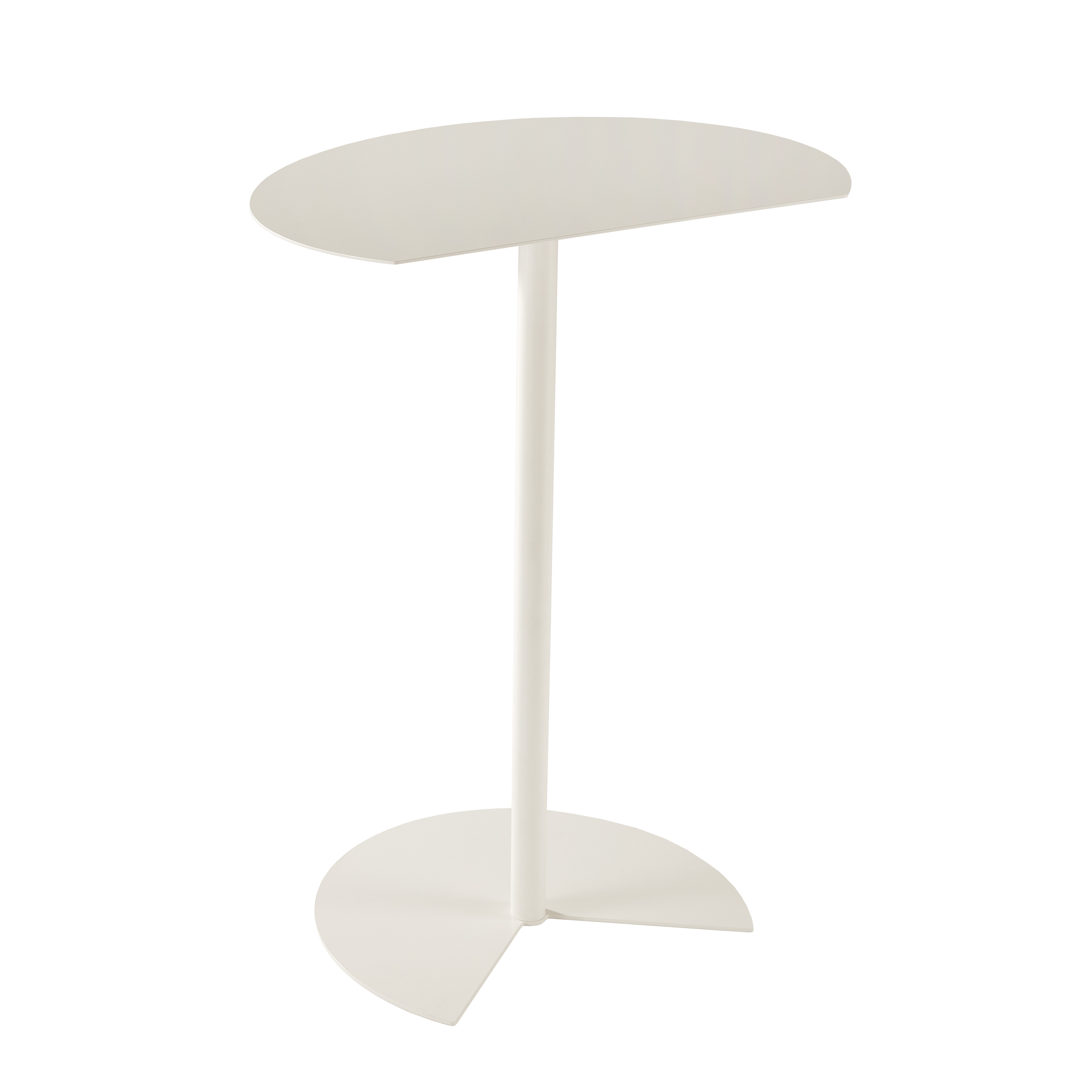 Side Table Way Bar 90 | White