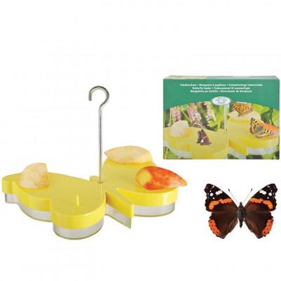 Schmetterling-Futterautomat