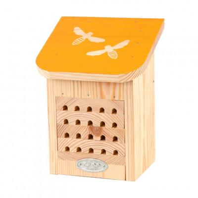 Bienenhaus mit Aufdruck