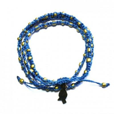 Bracelet | Wachinik Blue